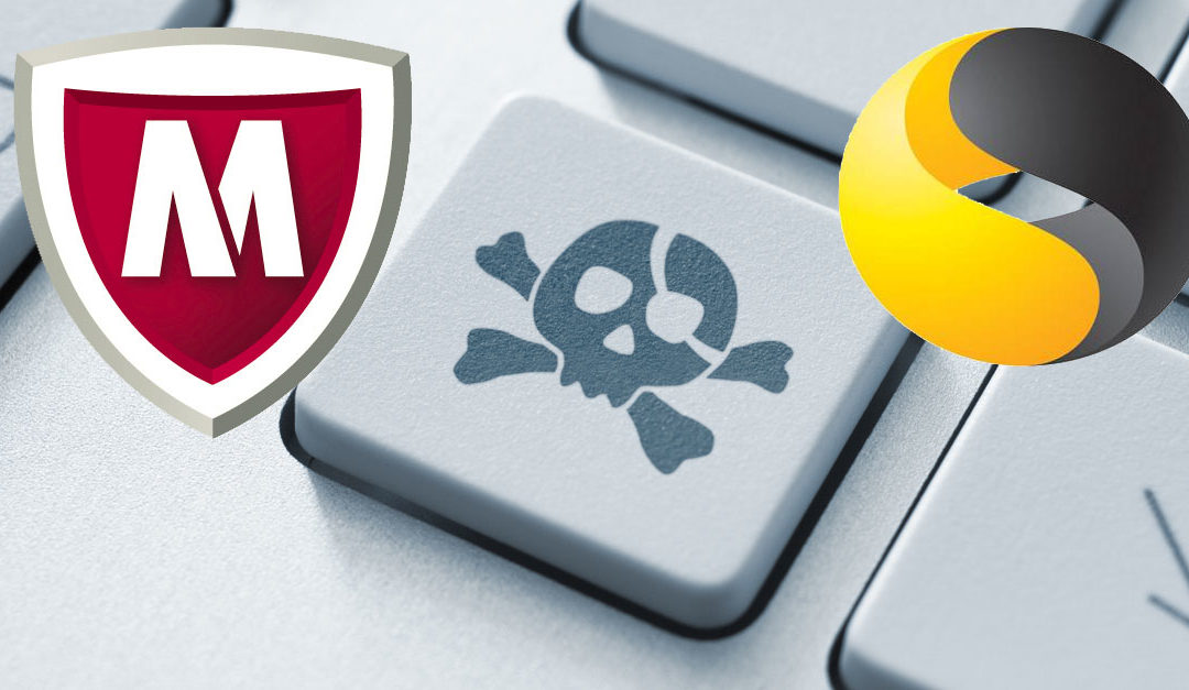 McAfee vs Norton: Which AntiVirus Software is Best for Small Businesses?