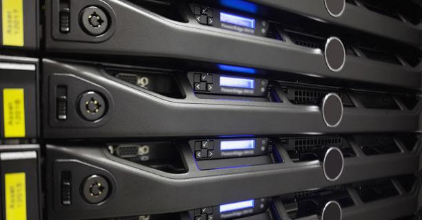 server rack for bulk volume licenses