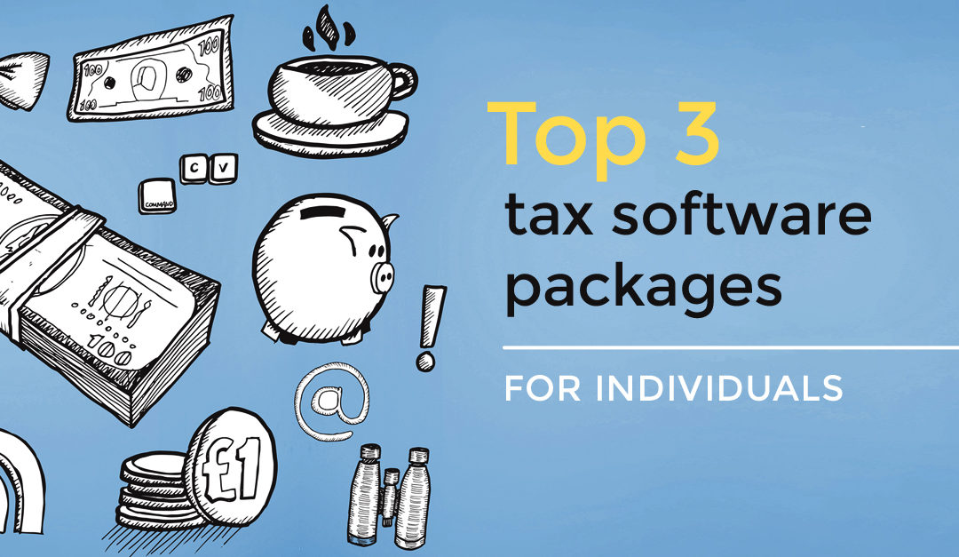 Top 3 2014 Tax Software Options for Individuals