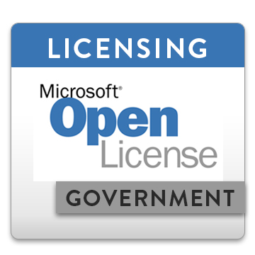 Microsoft Windows 10 Professional Local Government Upgrade License