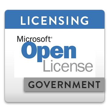 Microsoft Exchange Standard 2016 User CAL - Open Government