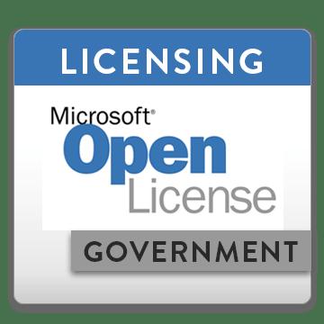 Microsoft Office Standard Software Assurance Open Government